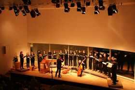 Bild: Schönklang - Ave maris stella - Vokalensemble Ulmer Münster