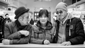 """Konzert Ulla Meinecke & Band - Titel: """"Gute Geister"""""""