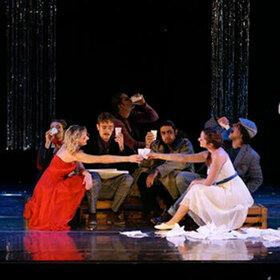 Bild: Opera on tap . Opernarien frisch gezapft