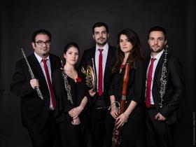 Bild: Bläserquintett Azahar Ensemble