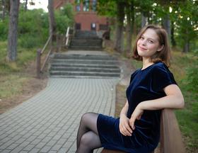 Bild: Russische Kammerphilharmonie St. Petersburg & Onute Grazinyte