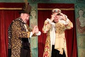 Bild: Die Streiche des Scapin - Neues Globe Theater