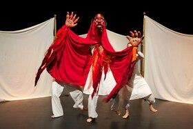 Bild: Die Regentrude - Theater Nadi