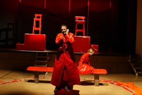 Bild: Der große Fall der Lady Macbeth und Macbeth