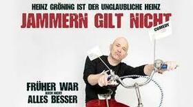 Bild: Heinz Gröning - JAMMERN GILT NICHT