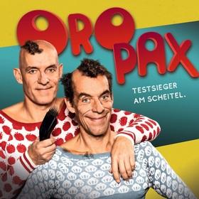 Bild: Chaostheater Oropax - Testsieger am Scheitel.