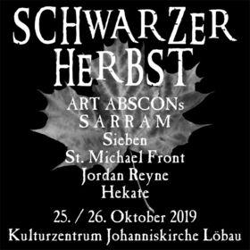 Bild: Schwarzer Herbst - Festival - Wochenendticket