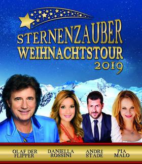 """""""Sternenzauber"""" - Die Weihnachtstour 2019 - Anklam"""