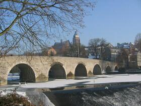 Bild: Historische Grenz(stein)führung und Stadtentwicklung - Spaziergang im Grüngürtel