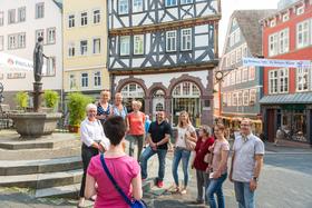 Bild: Stadtführung