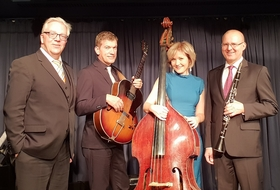 International Swing Quartet - Engelbert Wrobel, Nicki Parrott, Thilo Wagner & David Blenkhorn