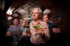 Bild: The Fleshtones + Scorched Oak