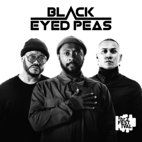 BLACK EYED PEAS - hr3 Festival