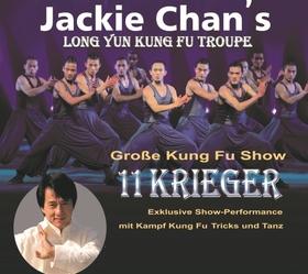 "Bild: ""11 Krieger"" - Jackie Chan Show"