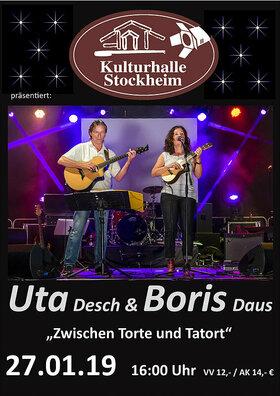 Bild: Uta Desch und Boris Daus