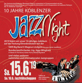 Bild: Koblenzer Jazz Night