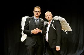 Bild: Der Messias - Fischer & Jung Theater