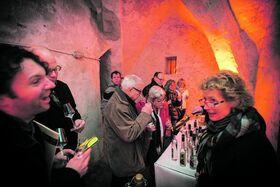 Bild: Weinseliges und Schmalziges - Regionaler Genussabend im historischen Gewölbe