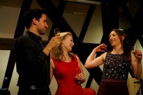 Bild: Operetten und mehr vom Jungen Trio