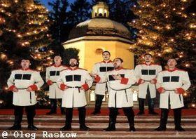 Russische Weihnacht - Zarewitsch Don Kosaken