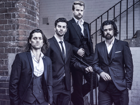 Bild: Voxx - The West End Tenors