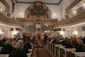 Bild: Macht und Musik – Eine musikalische Tour zu den europäischen Fürstenhöfen der Barockzeit