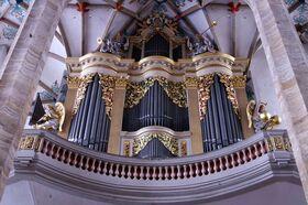Finale des XIV. Internationalen Gottfried-Silbermann-Orgelwettbewerbs