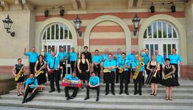 Bild: Sommer Special mit HM-Big-Band