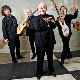 Bild: Eröffnungsveranstaltung mit dem European Guitar Quartett