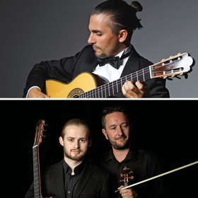 Bild: Klassik, Folk, Jazz: Artjom Dervoed / Bjarke Falgren & Sönke Meinen
