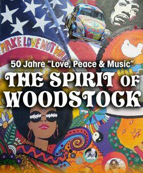 Bild: The Spirit Of Woodstock - 50 Jahre Love, Peace & Music