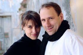Bild: Bad Saarower Kammermusikkonzerte mit Florian Mayer (Violine) und Adriana Mladenova (Klavier)