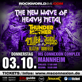 Thundermother w/ guests