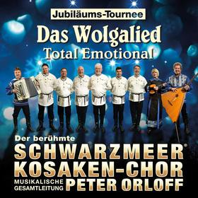Peter Orloff & Schwarzmeer-Kosaken Chor - Total Emotional - Jubiläumstournee 2019 - Ohne Peter Orloff