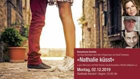 Bild: Nathalie küsst - Nathalie küsst