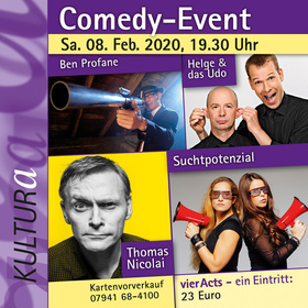 Bild: Comedy-Event