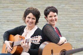 Bild: Jubila & Jodula - Lobpreismusik und Jodlerklänge - Hedwig Roth und Marlene Weißenbach ABENDKONZERT