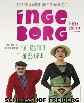 Inge Borg - Mir ist nun alles egal
