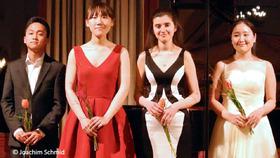 Internationales Klavierfestival junger Meister   Klavierrecital FN