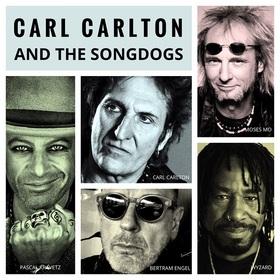 Bild: Carl Carlton And The Songdogs -