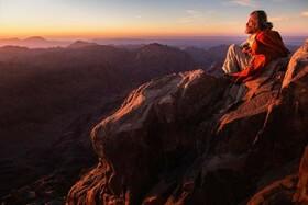 Bild: Pilgern - Wege der Stille