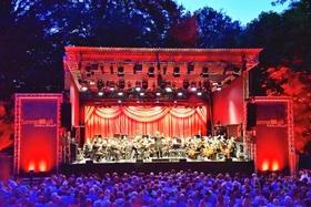 Bild: Klassik Open Air: Niederrheinische Sinfoniker