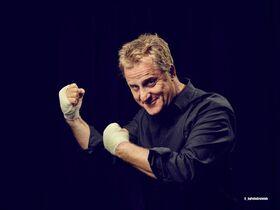 Bild: Mit dem Faust aufs Auge - Classic-Comedy mit Bernd Kohlhepp