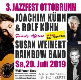 Bild: Jubiläumskonzert mit Joachim & Rolf Kühn