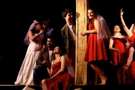 Bild: Oper in der Scheune - mit Solisten des Internationalen Opernkurses 2019
