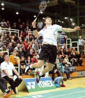 Bild: Badminton-Länderspiel DEUTSCHLAND - ESTLAND - Europäische Spitzenklasse hautnah erleben