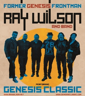 Ray Wilson and Band - Genesis Classic