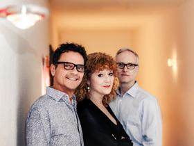 Bild: Lydie Auvray Trio -