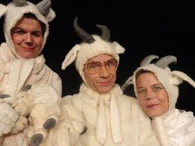 Bild: Der Wolf und die 7 Geißlein - Märchentheater für die ganze Familie (ab 4 Jahren)