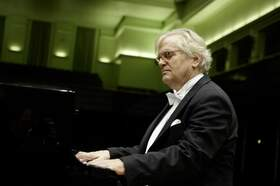 Bild: Klavierabend Justus Frantz - Wolfgang Amadeus Mozart